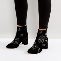 Office Arch Enemy Embellished Boots at asos.com