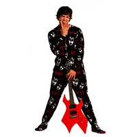 Buy KISS Dr. Love Adult Onesuits Pajamas   World's Best Pajama's