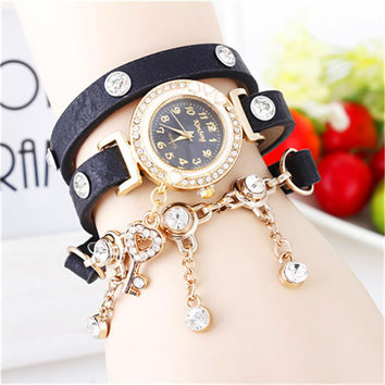 New Women Bracelet Watch