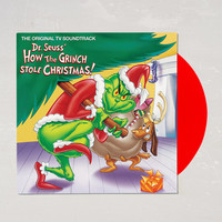 Various Artists - Dr. Seuss' How The Grinch Stole Christmas Limited LP | Urban Outfitters