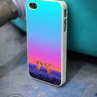 The Lion King son iPhone 4 5 5c 6 Plus Case, Samsung Galaxy S3 S4 S5 Note 3 4 Case, iPod 4 5 Case, HtC One M7 M8 and Nexus Case