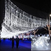 50M 300 LED White Decorative Wedding Fairy Christmas Party Twinkle String Lights EU CFC [7981687111]