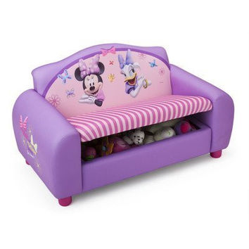 Minnie Mouse Upholstered Sofa