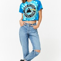 Pink Floyd Cropped Band Tee