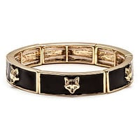 The *MKL Bracelet Fox Hunt in Black
