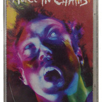 Vintage 90s Alice in Chains Facelift Alternative Grunge Album Cassette Tape
