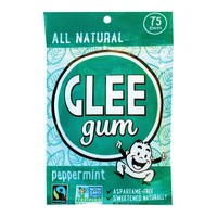 Glee Gum Natural Peppermint - 75 Pieces