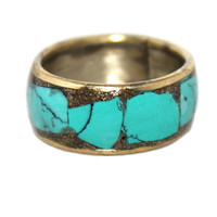 turquoise ring for all
