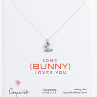 Dogeared 'Some Bunny Loves You' Pendant Necklace   Nordstrom