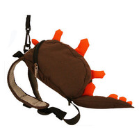 """Kid'S Lovely Animal Anti - Lost Bag/Baby""""S Backpack With A Anti - Lost Belt, Dinosau"""