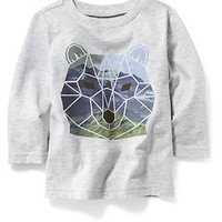 Bear Graphic Tee for Baby