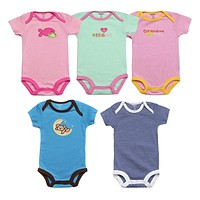 Baby Girl Clothes born Baby Clothes Cotton Baby Boy Clothing Sets Infant Jumpsuits