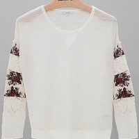 Miss Me Pointelle Top