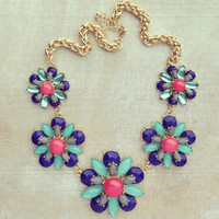 Pree Brulee - Nepali Skies Necklace