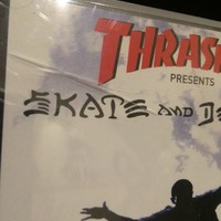 Thrasher Presents Skate and Destroy  Rockstar Skateboarding Playstation PS1 One