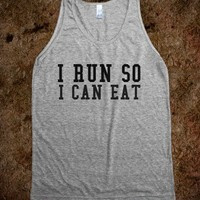 RUN SO I CAN EAT - Cash Cow