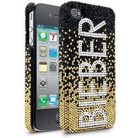 Jb Gold Gradient Iphone 4 4/s Case By Justin Bieber