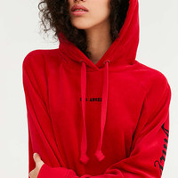 Juicy Couture For UO Oversized Velour Hoodie - Urban Outfitters