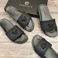 Versace Fashion Classic Slides-1