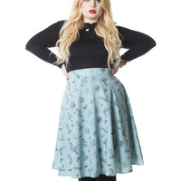 Spacey Skirt - Hello Holiday