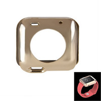 Plating TPU Protective Case for Apple Watch 38mm