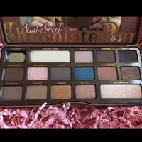 Too Faced Semi-Sweet Chocolate Bar AUTHENTIC