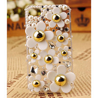 Apple iPod Touch 4G Pearl Back Transparent Clear by bestphonecases