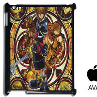 Kingdom Hearts Stained Glass Case for iPad 2 and New iPad 3
