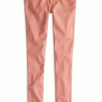 AEO Women's Jegging (Pale Pink)