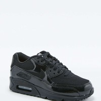 Nike Air Max 90 Premium Black Trainers - Urban Outfitters