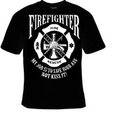 firefighter t shirt great gift t shirts firefighters rescue