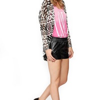 Tribal Print Cover Up Cardigan