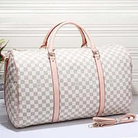 LV Women Leather Luggage Travel Bags Tote Handbag mieniwe?