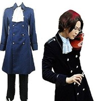 APH Axis Powers Hetalia Austria Cosplay Costume