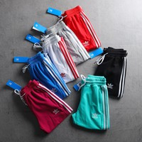 Adidas Men Women Three stripe Sweatpants  Pants