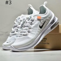 NIKE AIR MAX AXIS men and women couples air cushion sneakers F-AA-SDDSL-KHZHXMKH #3