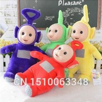 Cute anime plush Authentic Teletubbies toy stuffed with high quality doll birthday gift for children
