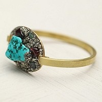 Marly Moretti  Cluster Shape Bracelet at Free People Clothing Boutique