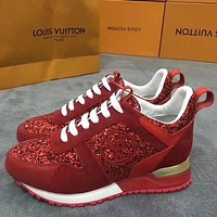 Louis Vuitton Lv Run Away Sneakers Reference #10739