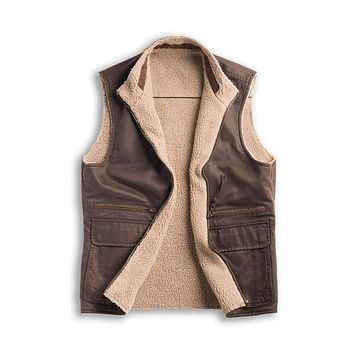 Teton Reversible Vest by Madison Creek Outfitters