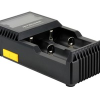 Nitcore D2 18650 (Plus many more) Battery Charger