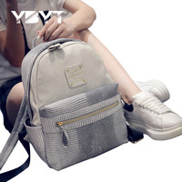 women casual sports shopping bags new fashion ladies travel books rucksack shoulder messenger clutches school student backpack
