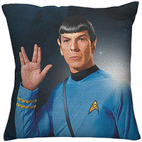 Star Trek Spock Pillow