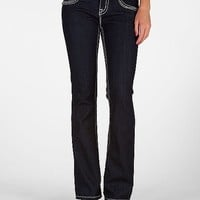 Miss Me Mixed Hardware Easy Boot Stretch Jean