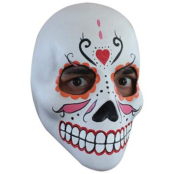 Women's Deluxe Day of the Dead Catrina Mask