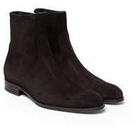 Mr. Hare - Trane Suede Boots | MR PORTER