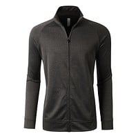 PREMIUM Mens Performance Moisture Wicking Zip Up Track Jacket (CLEARANCE)