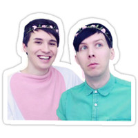 dan and phil easter by itsfrancheese