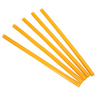 5pcs Yellow PDR Brand Glue Sticks Strong Glutinosity for Hard Dent Repair Removal Tools