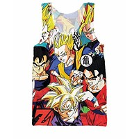 Dragon Ball Z Tank Top
